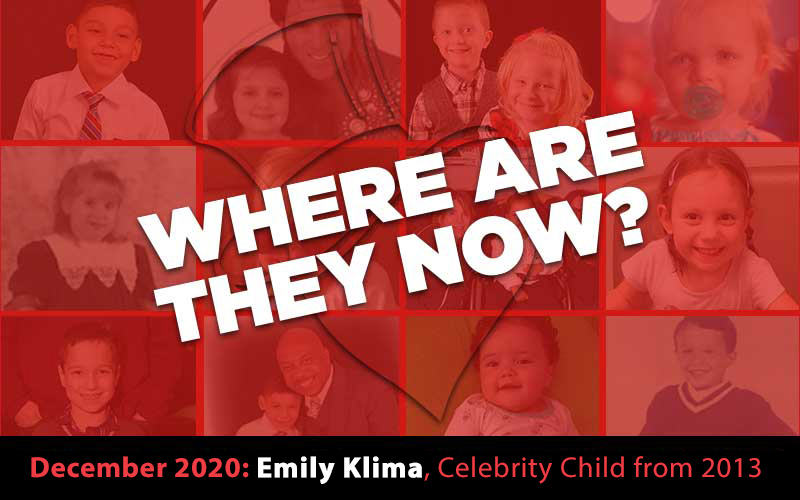 Where Are They Now? Emily Klima