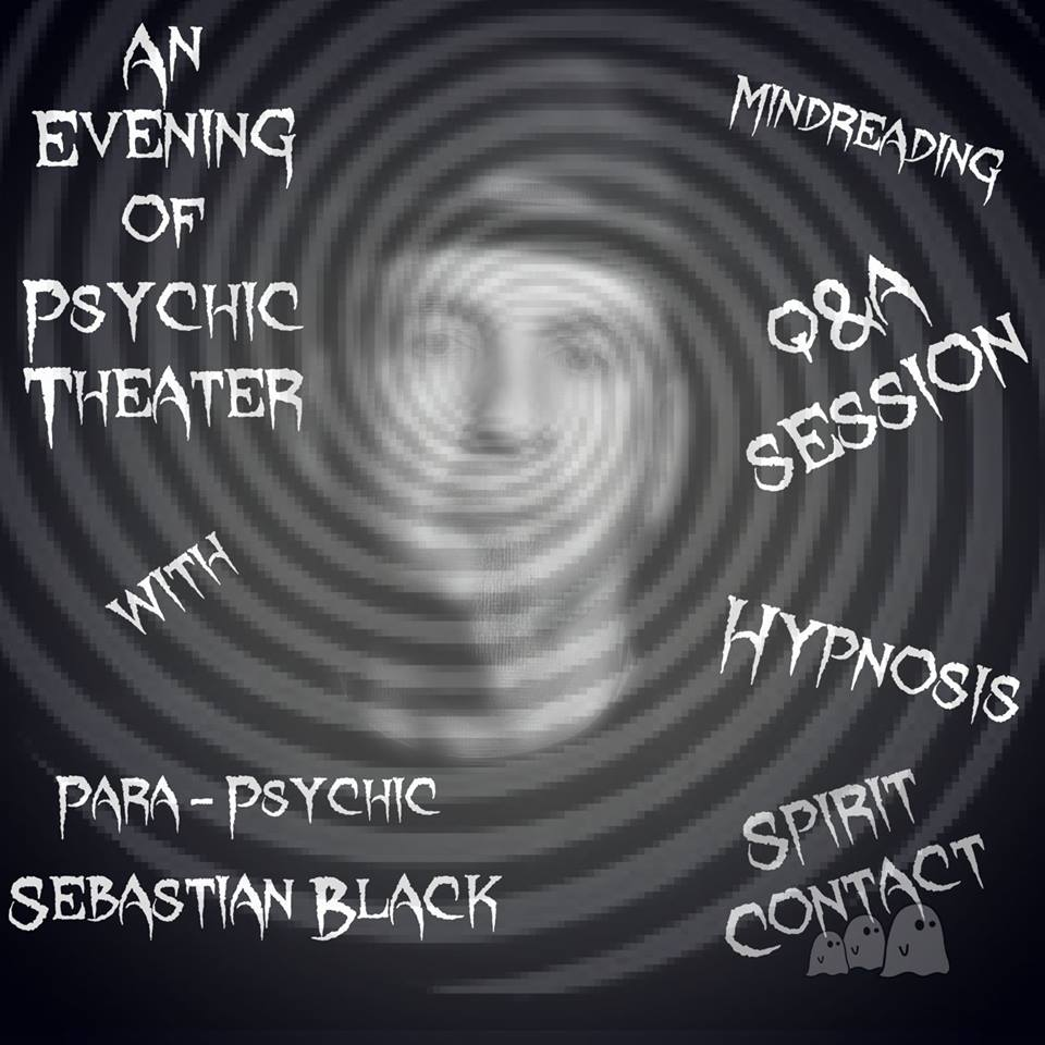 Psychic Theater is coming