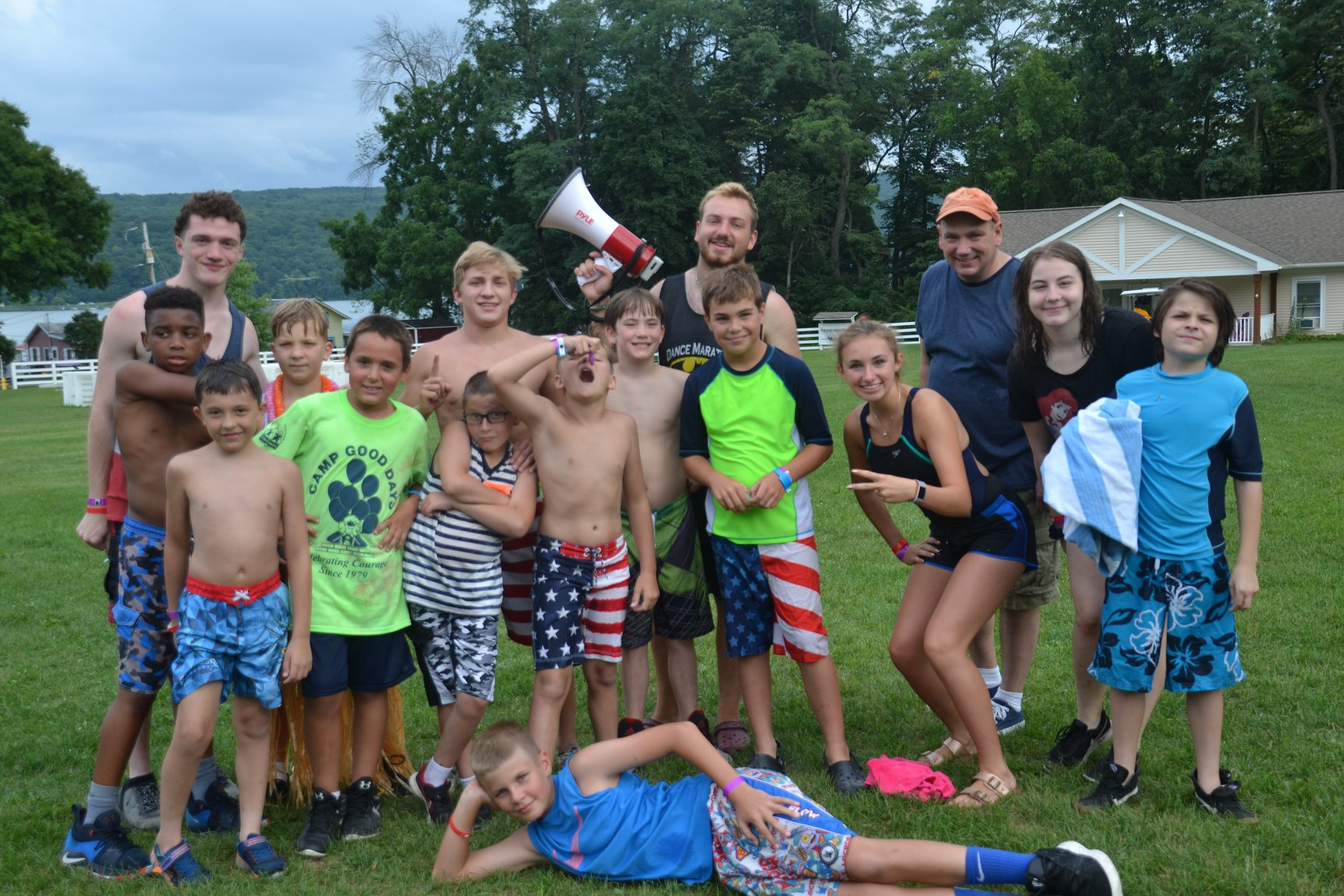 April Featured Grant Recipient- Camp Good Days and Special Times