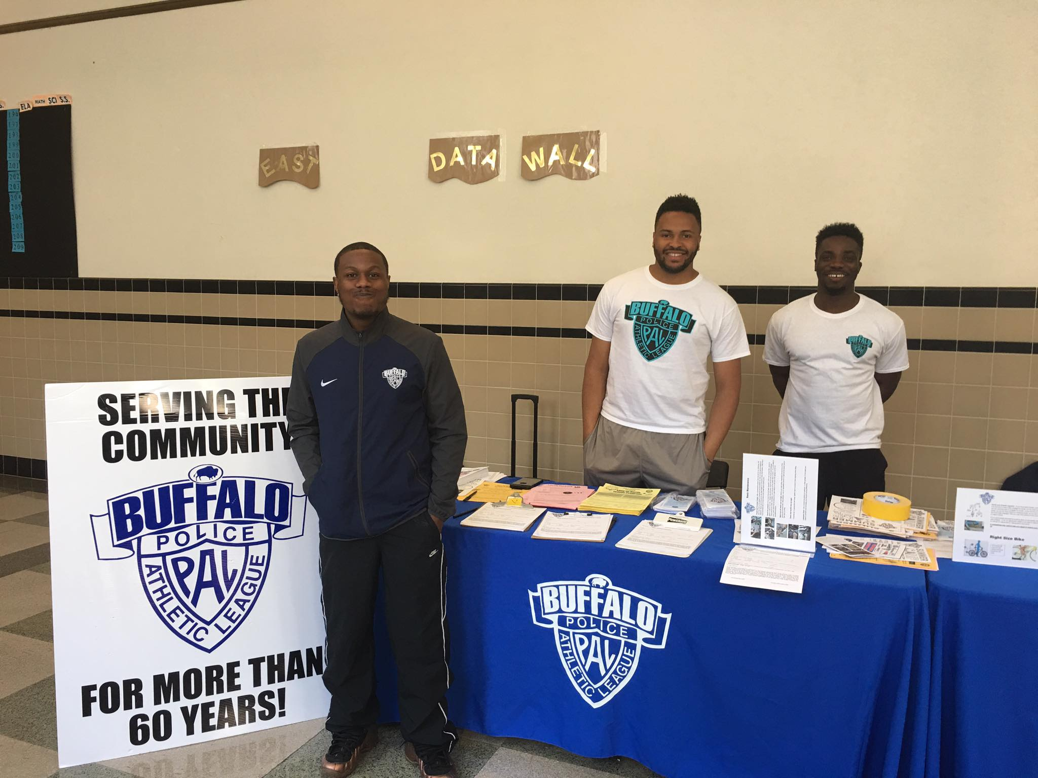 May Featured Grant Recipient - Police Athletic League of
