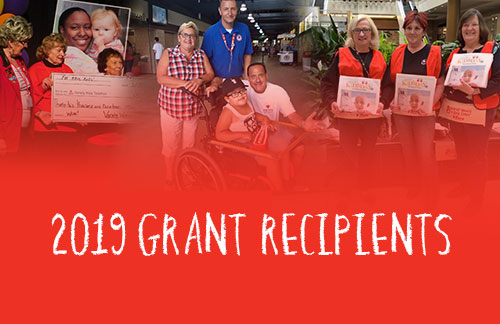 October Featured Grant Recipients – 2019 Variety Kids Telethon Fund Grant Recipients