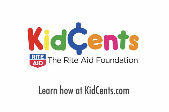 Variety and Rite Aid Partner for Kids Cents Program