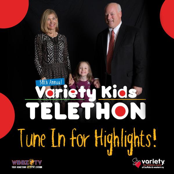 2020 Variety Telethon Highlights