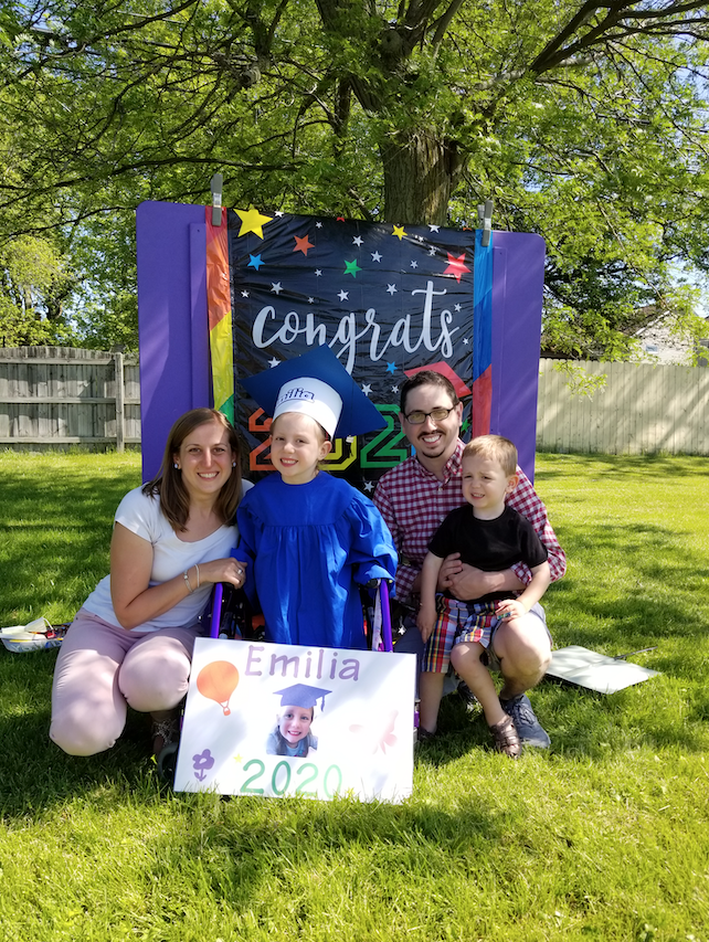 Update on our 2020 Variety Celebrity Child, Emmy!