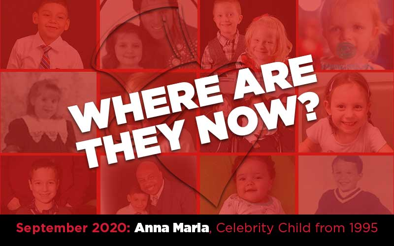 Where Are They Now? Anna Maria Lagona