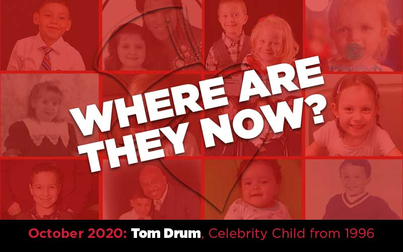Where Are They Now? Tom Drum