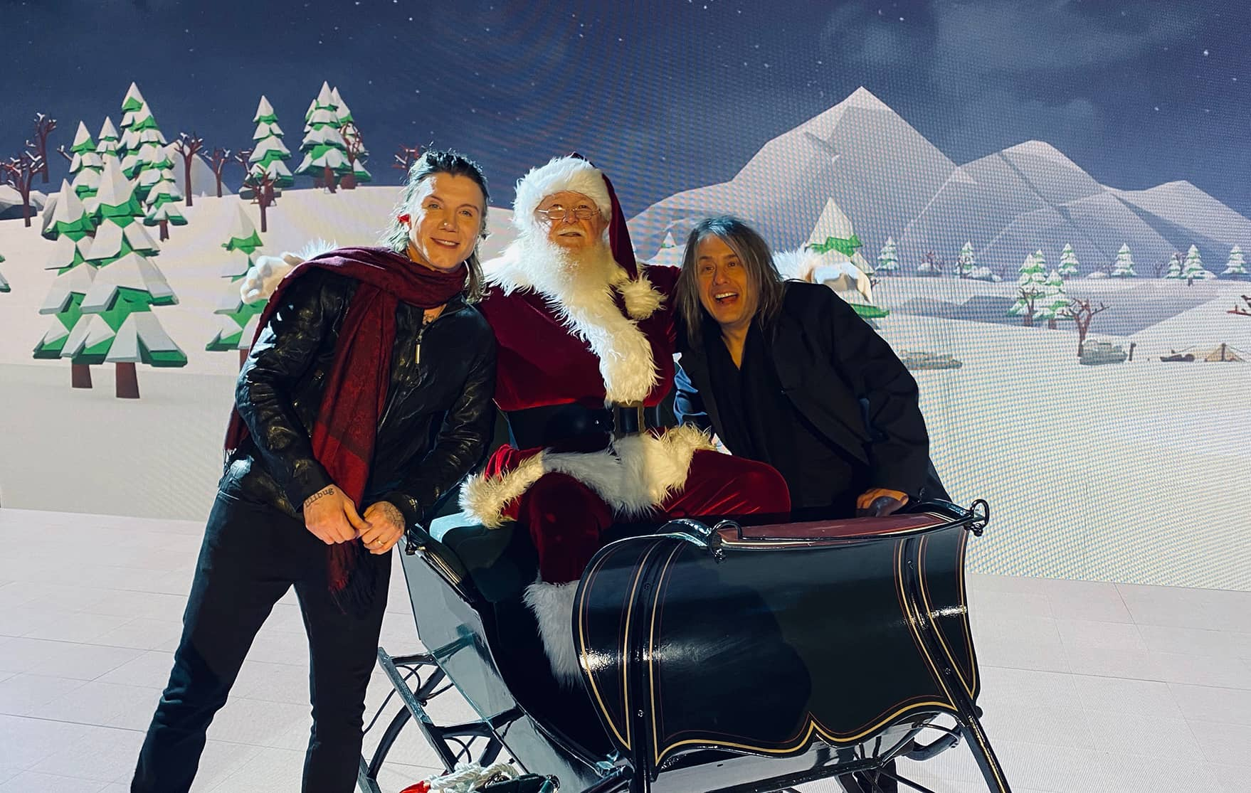 The 12 Gifts of Variety with the Goo Goo Dolls