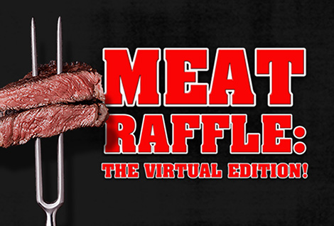 meal raffle: virtual edition