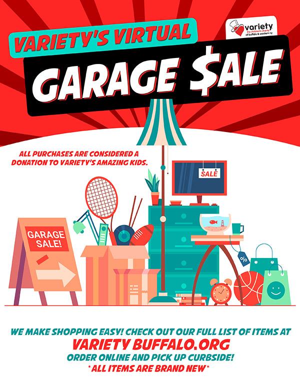 Variety's Virtual Garage Sale!