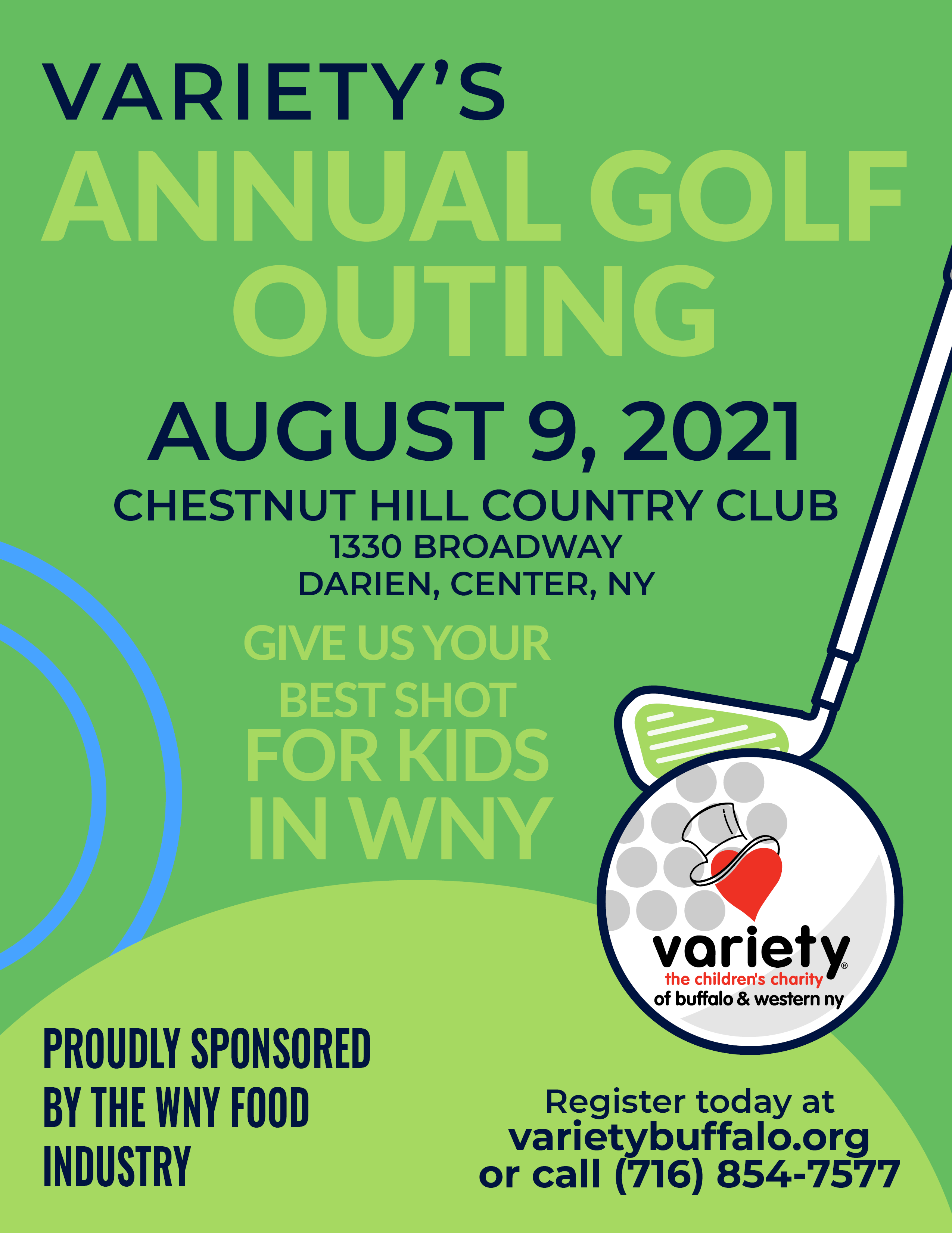 Variety's Golf Outing!